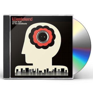 Uncle Acid & The Deadbeats Wasteland CD