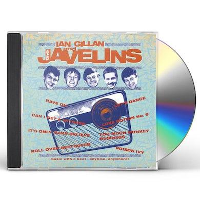 Raving With Ian Gillan & The Javelins CD