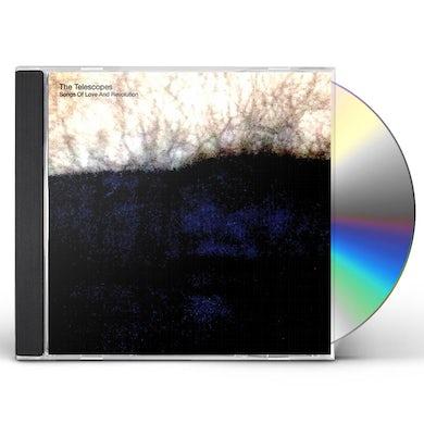 Telescopes SONG OF LOVE & REVOLUTION CD