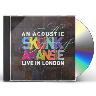 AN ACOUSTIC SKUNK ANANSIE CD