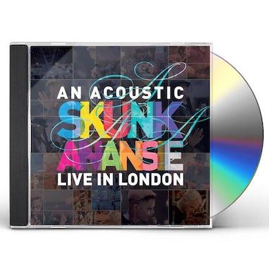 Skunk Anansie AN ACOUSTIC-LIVE IN LONDON CD