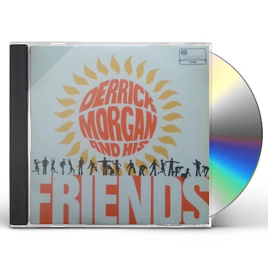 DERRICK MORGAN & FRIENDS CD