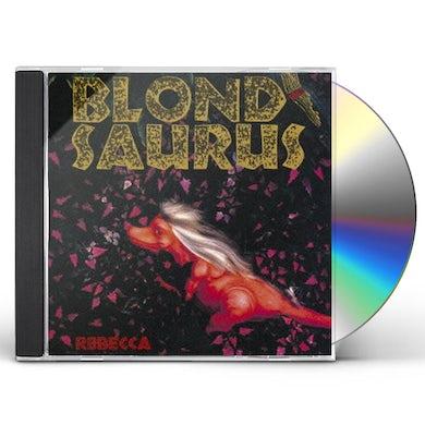 Rebecca BLOND SAURUS CD