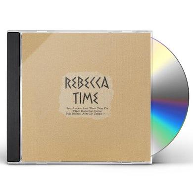 Rebecca TIME CD