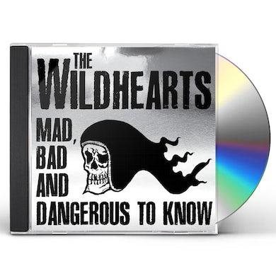 WILDHEARTS-MAD BAD & DANGER CD