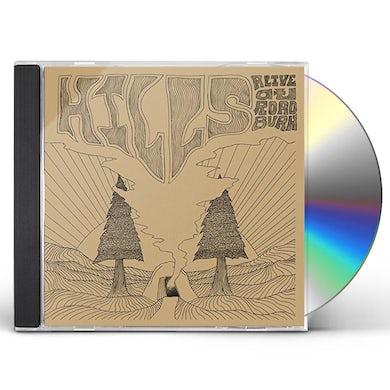 Hills ALIVE AT ROADBURN CD