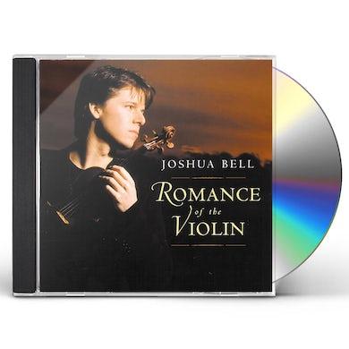 Joshua Bell ROMANCE OF THE VIOLIN CD