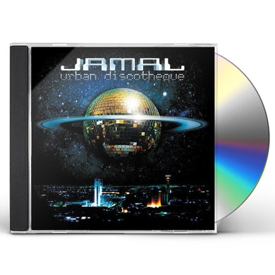 Jamal URBAN DISCOTHEQUE CD