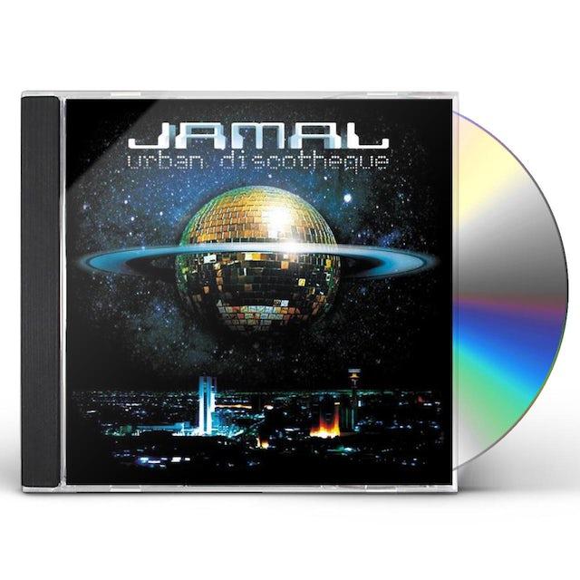 Jamal URBAN DISCOTHEQUE CD