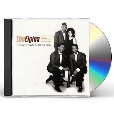 Elgins MOTOWN ANTHOLOGY CD