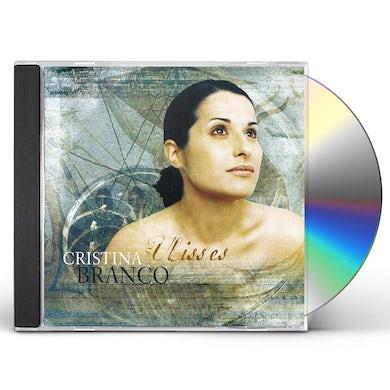 Cristina Branco ULISSES CD