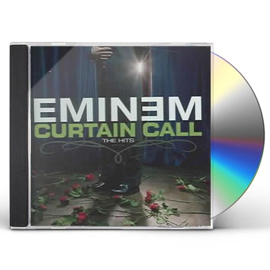 Eminem CURTAIN CALL: THE HITS CD