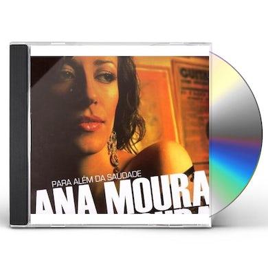 Ana Moura PARA ALEM DA SAUDADE CD