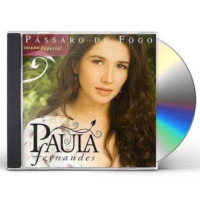 PASSARO DE FOGO CD