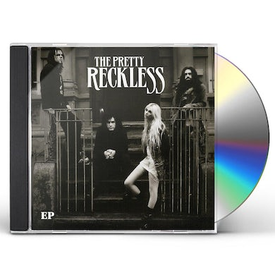 The Pretty Reckless EP CD