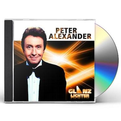 Peter Alexander GLANZLICHTER CD
