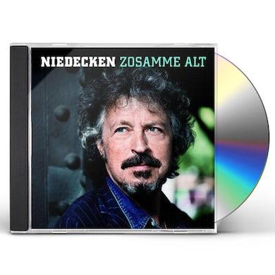 Niedecken ZOSAMME ALT CD
