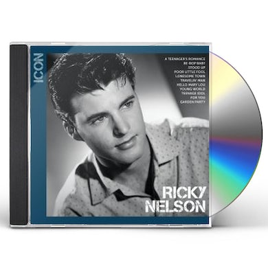 Ricky Nelson ICON CD