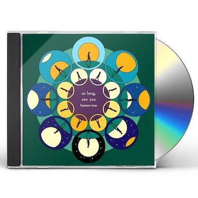 Bombay Bicycle Club SO LONG SEE YOU TOMORROW CD