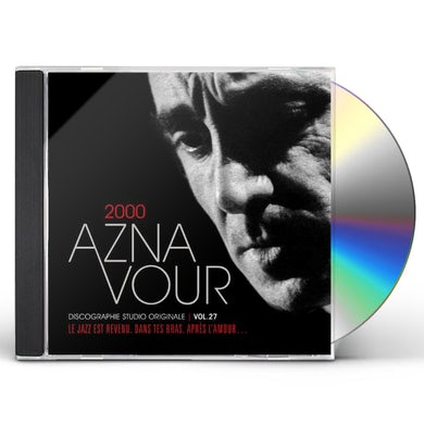 Charles Aznavour DISCOGRAPHIE STUDIO ORIGINALE VOL 27 CD