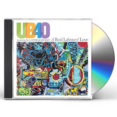Ub40 REAL LABOUR OF LOVE CD
