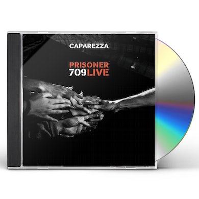 Caparezza PRISONER 709 LIVE CD