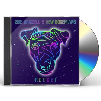Edie Brickell & New Bohemians ROCKET CD