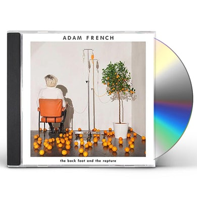 Adam French BACK FOOT & THE RAPTURE CD