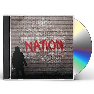 Trc NATION CD