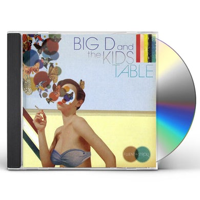 Big D & Kids Table FLUENT IN STROLL CD