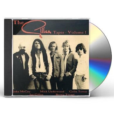 Ian Gillan GILLAN TAPES 1 CD