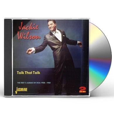 Jackie Wilson TALK TALK TALK CD