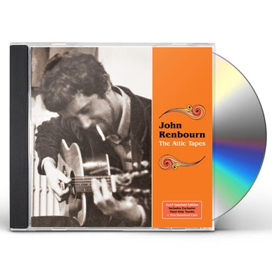 John Renbourn ATTIC TAPES CD