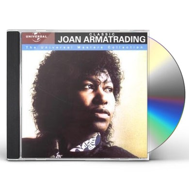 Joan Armatrading UNIVERSAL MASTERS COLLECTION CD