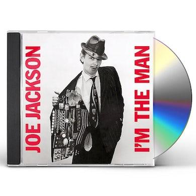 Joe Jackson I'M THE MAN CD