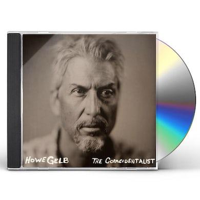 Howe Gelb COINCIDENTALIST CD