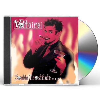 Voltaire ZOMBIE PROSTITUTE CD