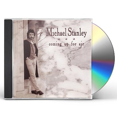 Michael Stanley COMING UP FOR AIR CD