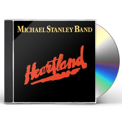 Michael Stanley HEARTLAND CD