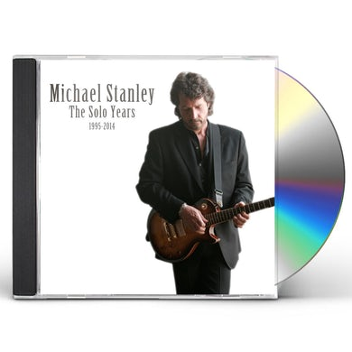 Michael Stanley SOLO YEARS 1995-2014 CD