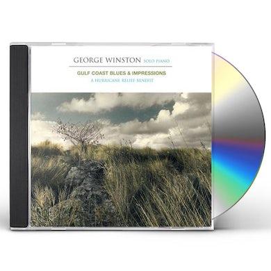 George Winston GULF COAST BLUES & IMPRESSIONS: A HURRICANE RELIEF CD