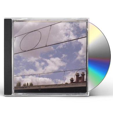Cristal EP CD