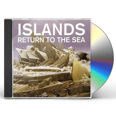 Islands RETURN TO THE SEA CD