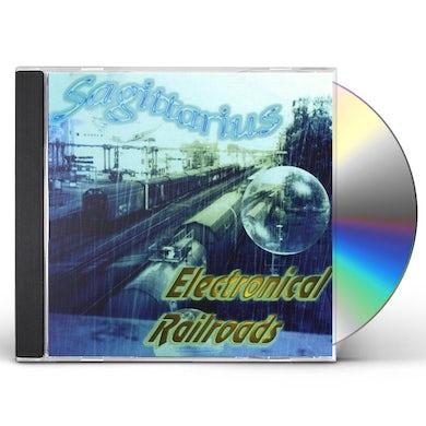 Sagittarius ELECTRONICAL RAILROADS CD