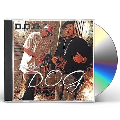 D.O.G. HOOD HARD CD