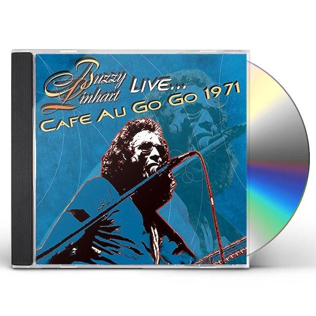 Buzzy Linhart LIVE CAFE AU GO GO 1971 CD