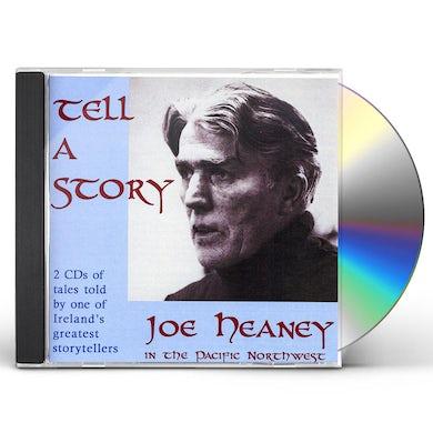 Joe Heaney TELL A STORY CD