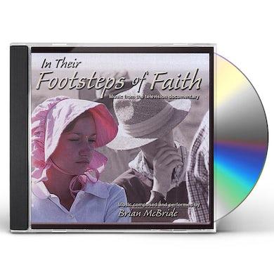 IN THEIR FOOTSTEPS OF FAITH CD