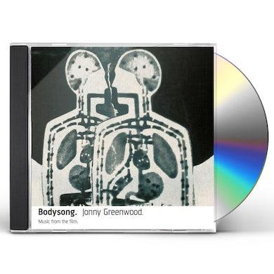 Jonny Greenwood BODYSONG CD