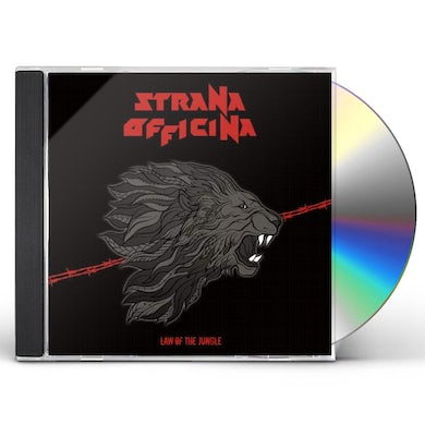LAW OF THE JUNGLE CD